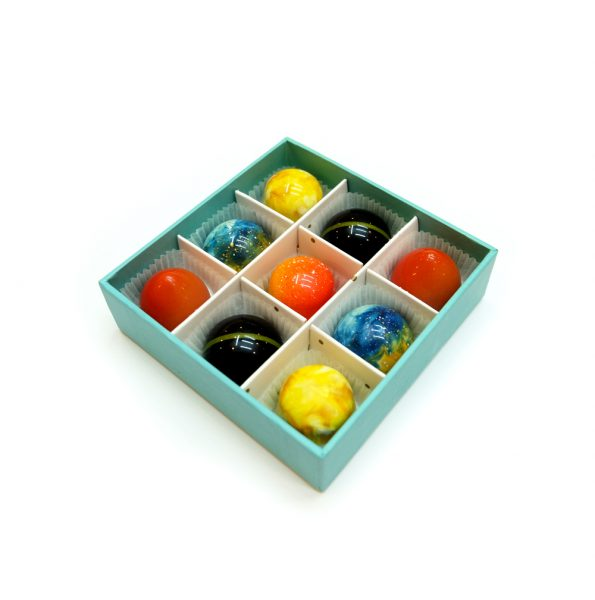 9'lü Yeni Bonbon Kutu