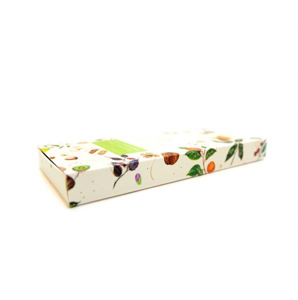 Beyaz Tropikal Tablet Çikolata