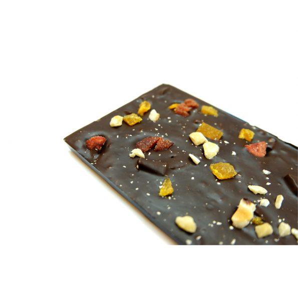 Bitter Tropikal Tablet Çikolata