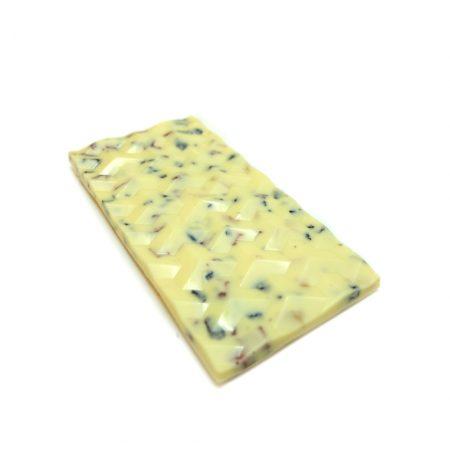 Çilek & Yaban Mersini & Zencefil Tablet Çikolata