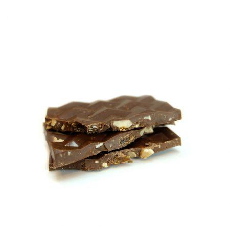 Fındık & Üzüm Şekersiz Tablet Çikolata