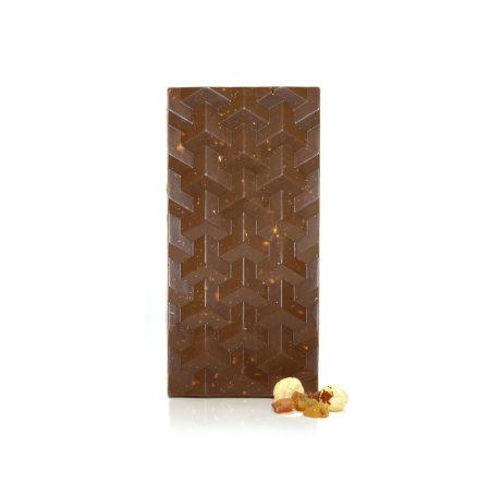 Fındık & Üzüm Tablet Çikolata