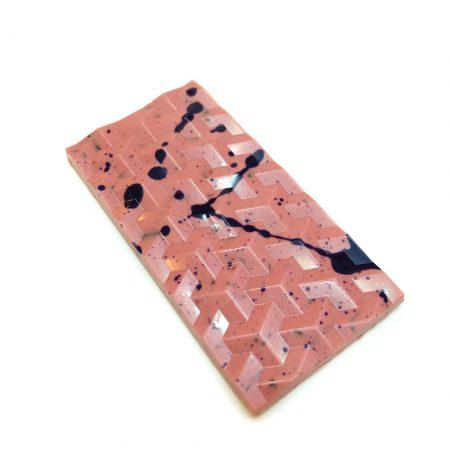 Kivi & Çilek Tablet Çikolata