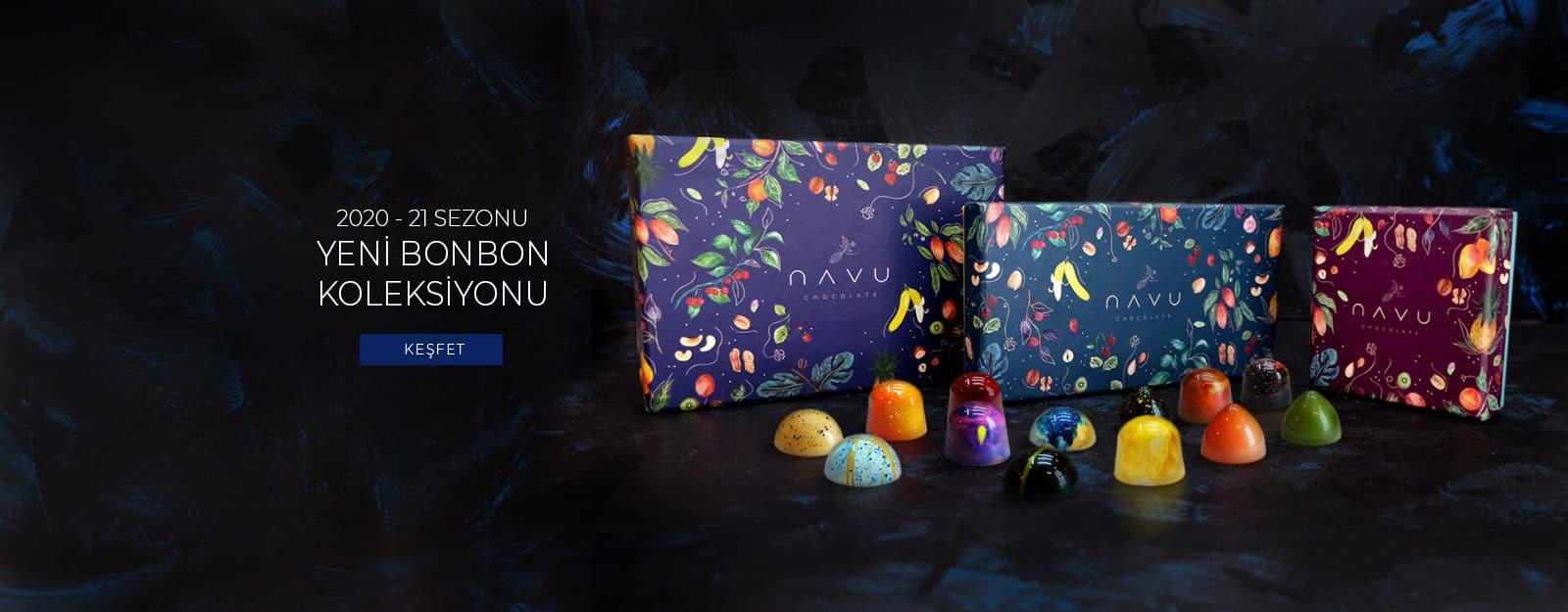 Yeni Bonbon Koleksiyonu